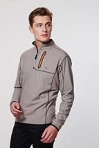 Picture of Calvin Klein zns Swing Performance Fleece - Grey Marl