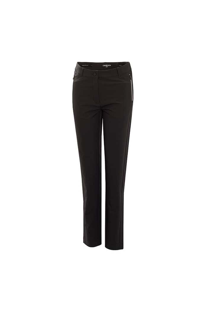 Picture of Calvin Klein zns Ladies Club Trousers - Black