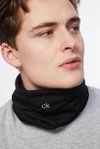 Picture of Calvin Klein CK Logo Snood - Black