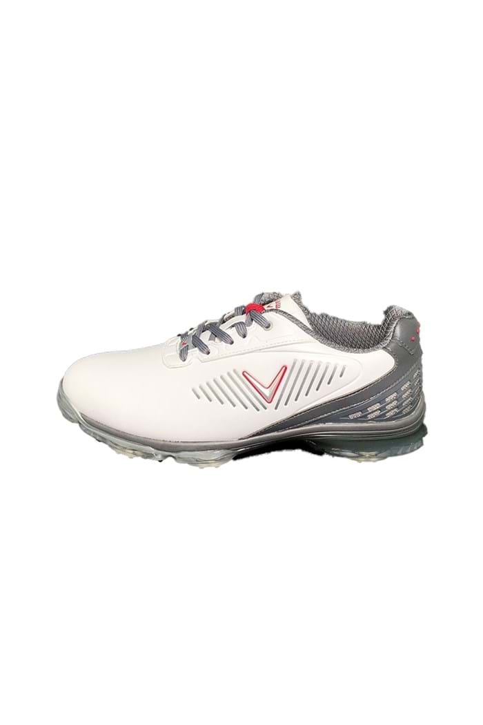 Picture of Callaway  Men's XFNitro Golf Shoes - White / Grey