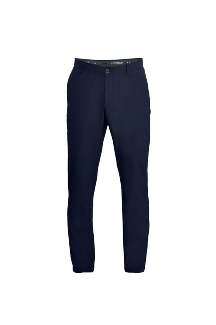 Picture of Under Armour UA Coldgear Infrared Showdown Tapered Pants - Navy 408