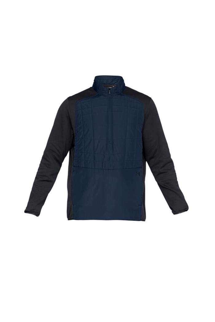 Picture of Under Armour UA Storm Insulated 1/2 Zip Sweater - Navy 408