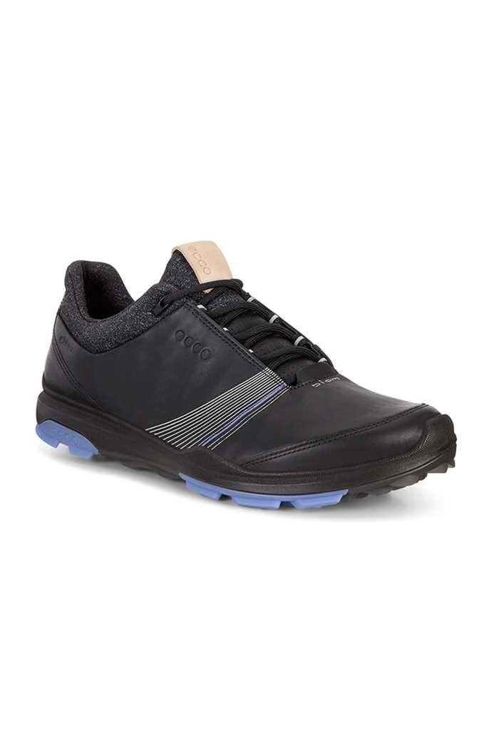 Picture of Ecco ZNS Ladies Golf Biom Hybrid 3 Gore-Tex Shoes - Black Racer