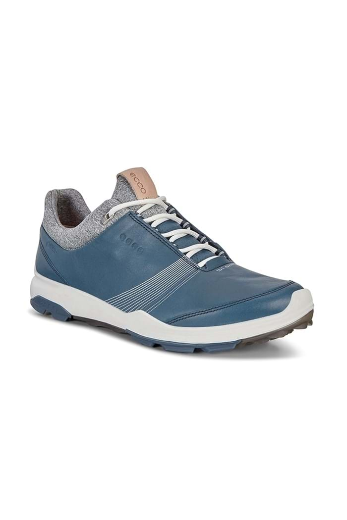 Picture of Ecco Ladies Biom Hybrid 3 Gore-Tex Shoes - Denim Racer