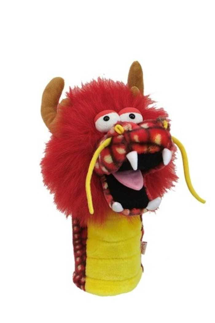 Picture of Daphne ZNS Headcover - Red Dragon