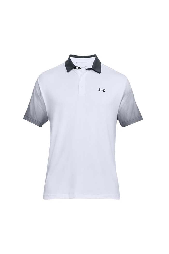 Picture of Under Armour ZNS UA Playoff Polo Shirt - White 123