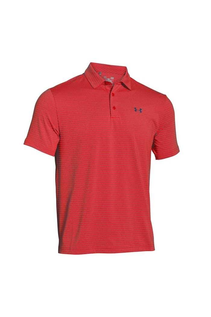 Picture of Under Armour zns UA Playoff Polo Shirt - Rocket Red 986