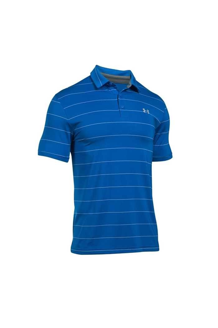 Picture of Under Armour UA Playoff Polo Shirt - Blue 795
