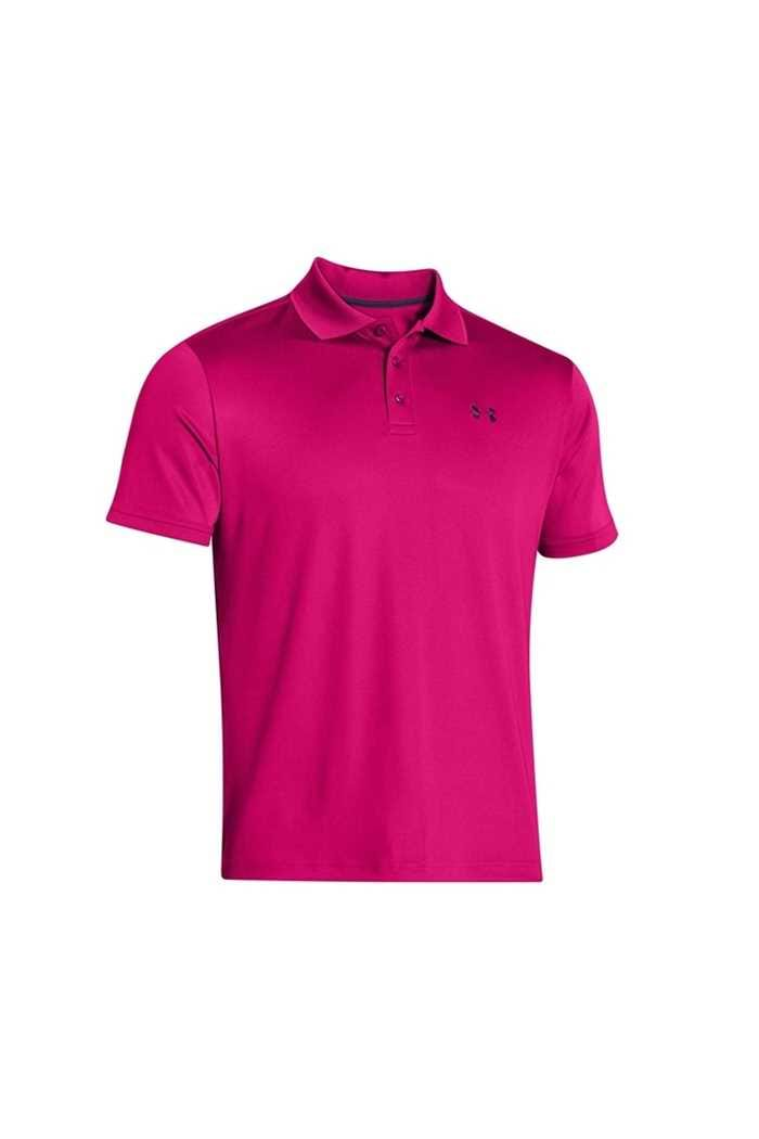 Picture of Under Armour zns UA Performance Polo Shirt - Pink  655