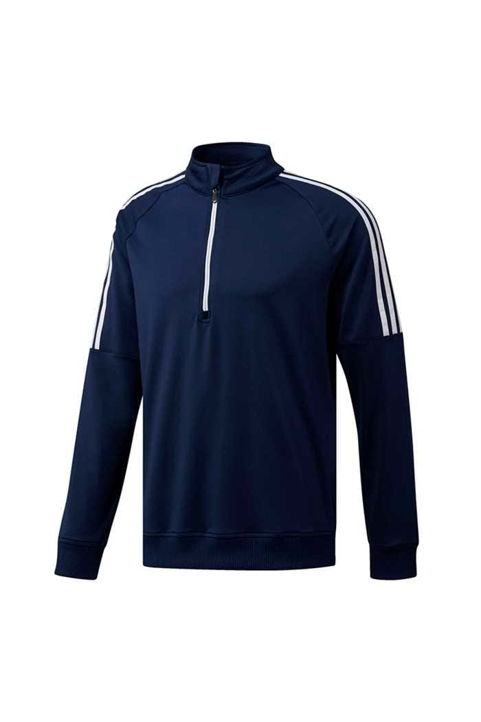 Picture of adidas 3 Stripes Sweatshirt - Collegiate Navy