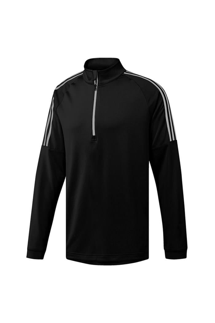 Picture of adidas 3 Stripes Sweatshirt - Black