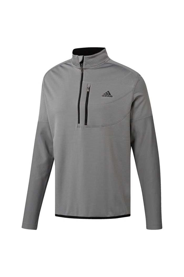 Picture of adidas Clima Warm Gridded Sweater - Grey Three
