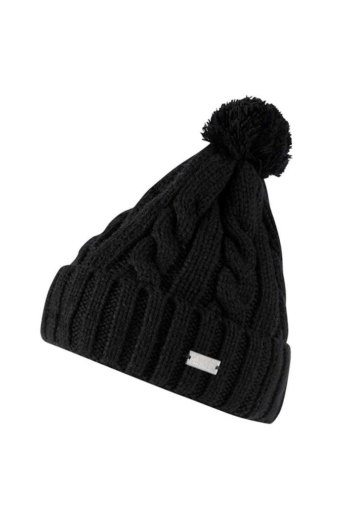 Picture of adidas ZNS Solid Pompom Beanie - Black