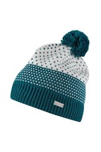 Picture of adidas Fashion Lined Pom Beanie- Mystery Green