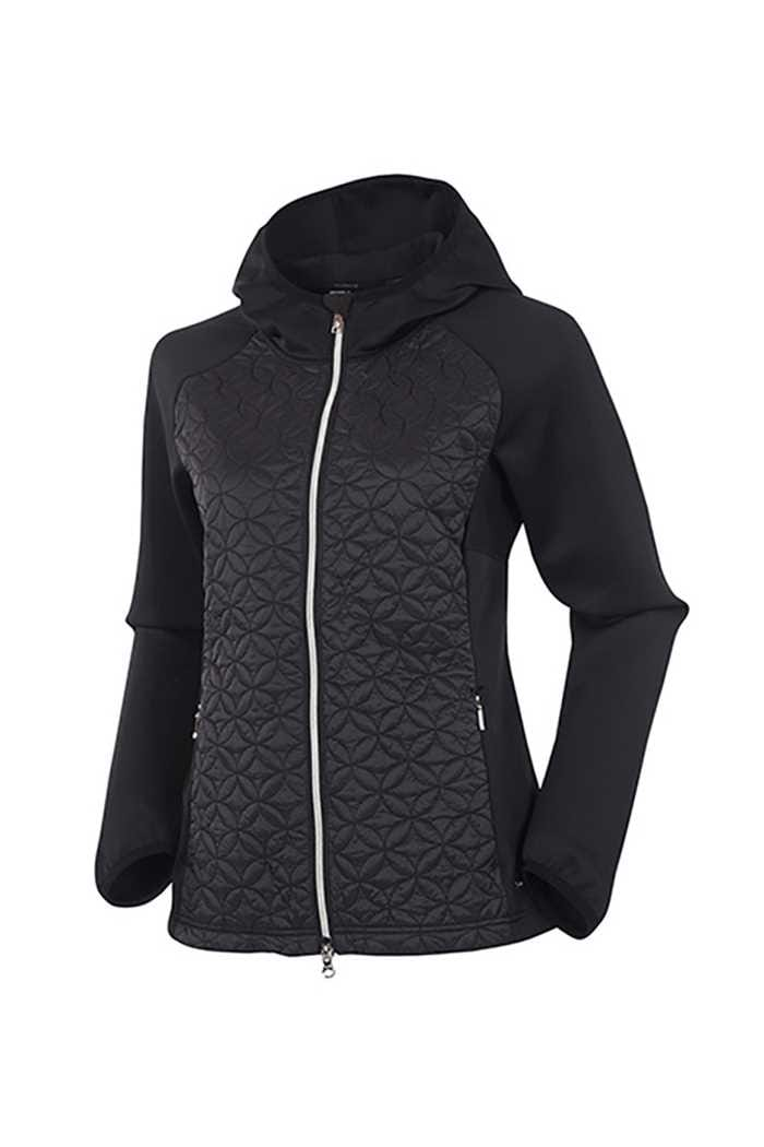 Picture of Sunice zns Elsa Thermal Long Sleeve Jacket - Black
