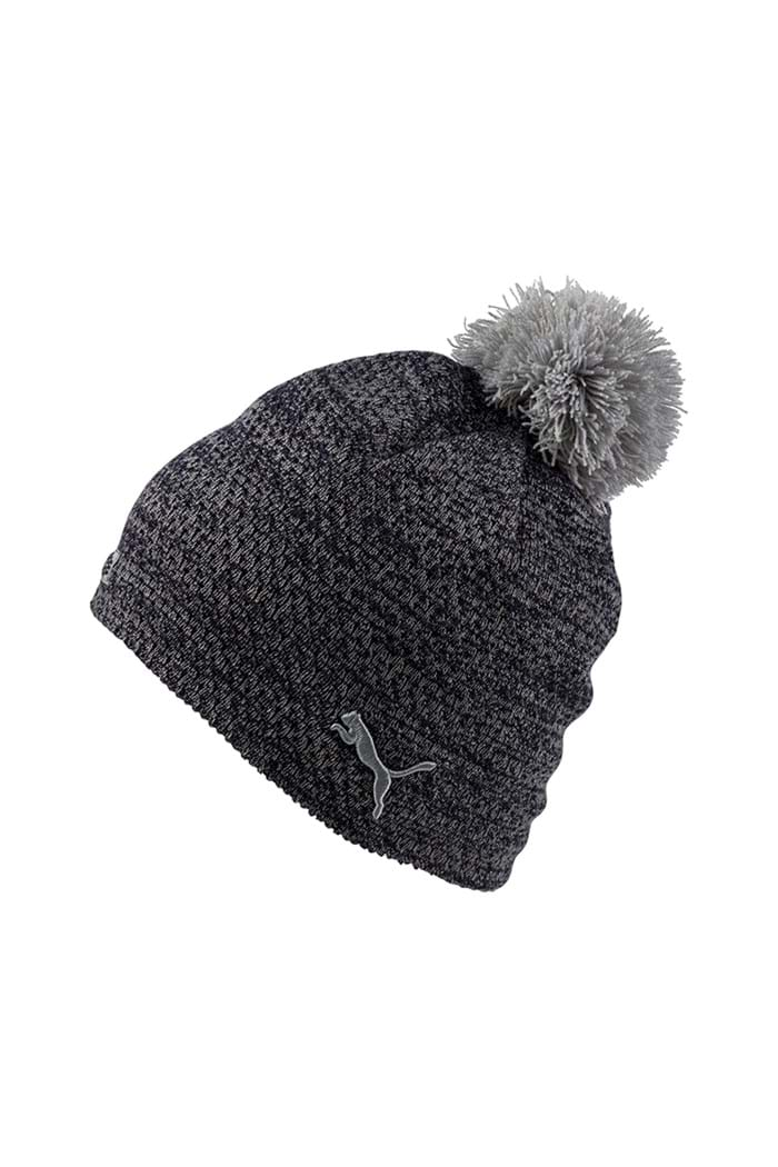 Picture of Puma Golf PWRWarm Pom Beanie - Peacoat