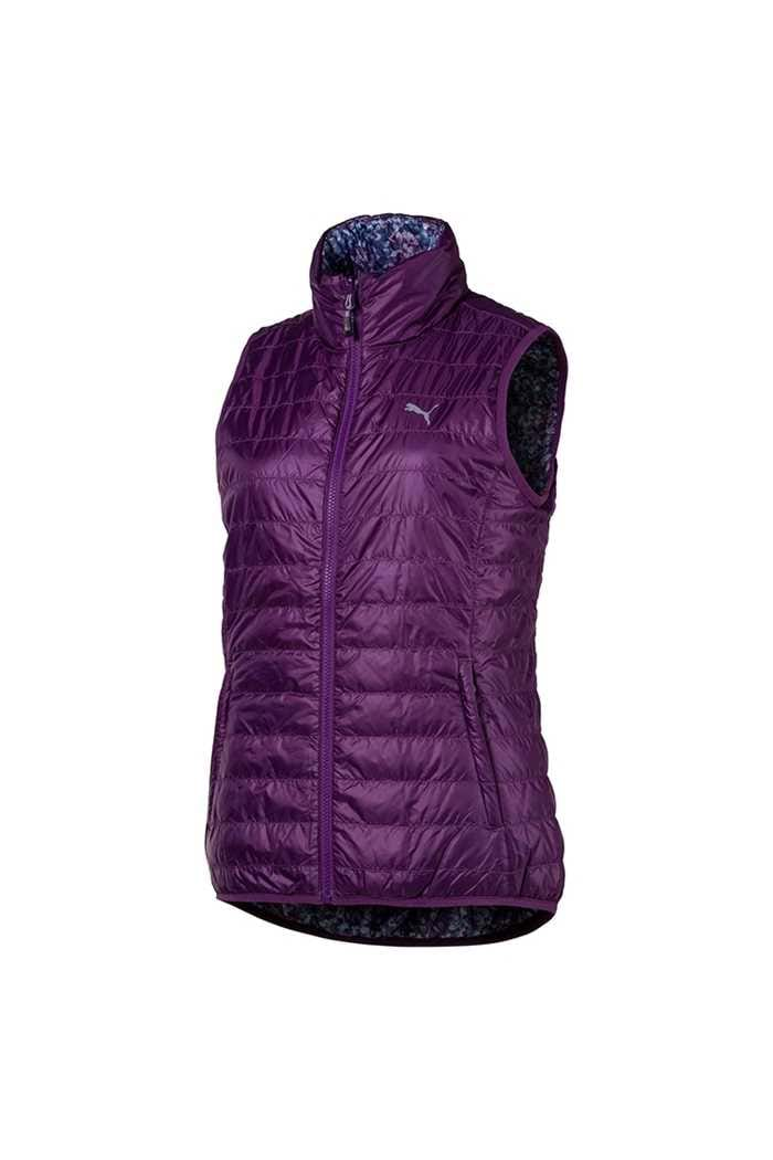 Picture of Puma Golf zns  PWRWarm Reversible Vest / Gilet - Majesty