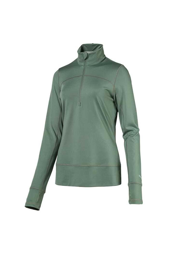 Picture of Puma Golf 1/4 Zip Popover - Laurel Wreath