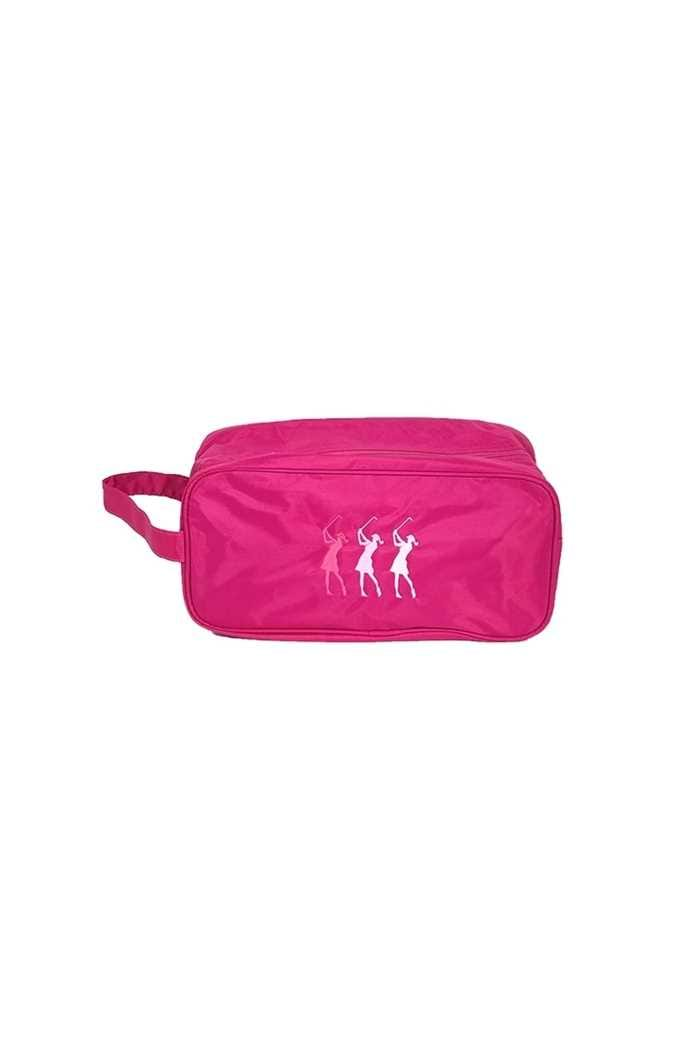 Picture of Surprizeshop zns Embroidered Shoe Bag - Pink