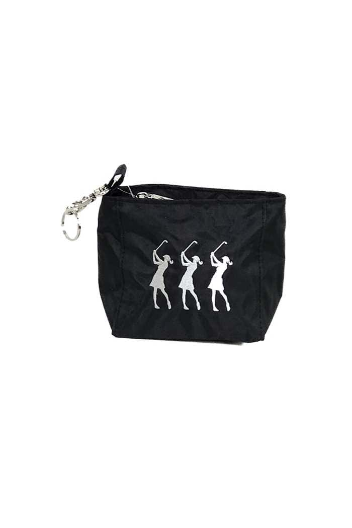 Picture of Surprizeshop zns Embroidered Lady Golf Handbag - Black
