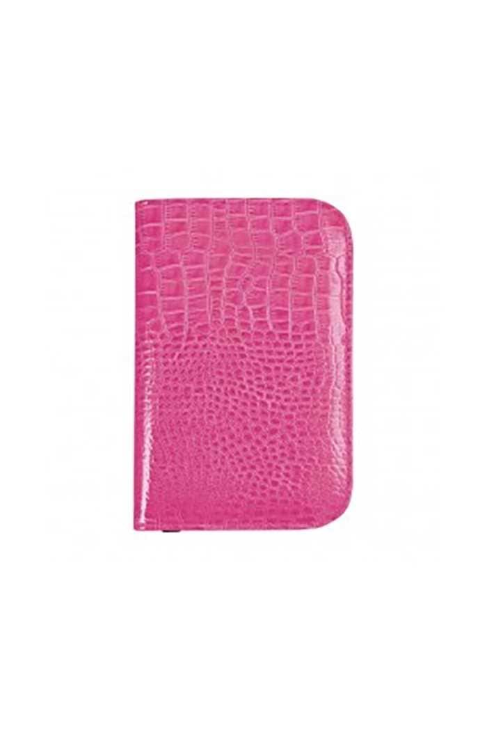 Picture of Surprizeshop  Croc Effect Scorecard Holder - Pink