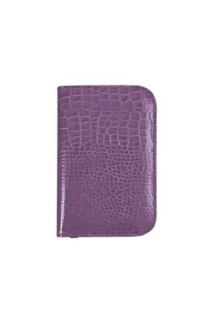 Picture of Surprizeshop  zns Croc effect Scorecard Holder - Purple