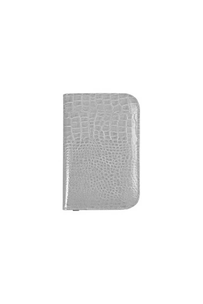 Picture of Surprizeshop Croc Effect Scorecard Holder - Dove Grey