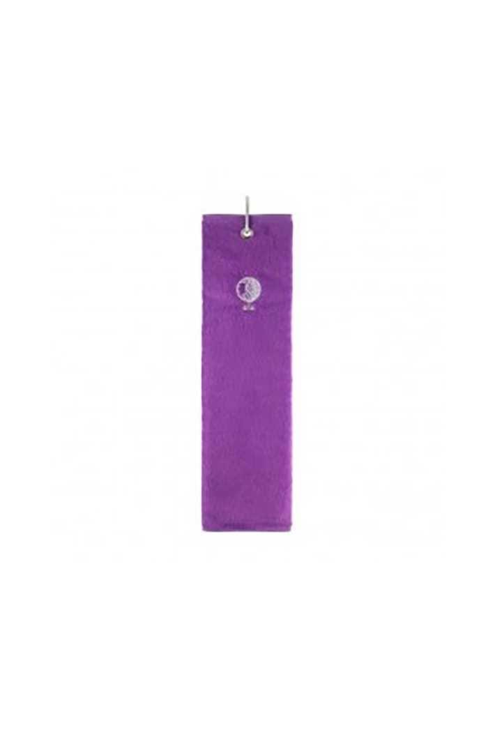 Picture of Surprizeshop Tri-fold Golf Towel - Purple