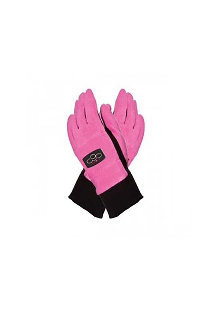 Picture of Surprizeshop Fleece Winter Gloves - Black / Pink