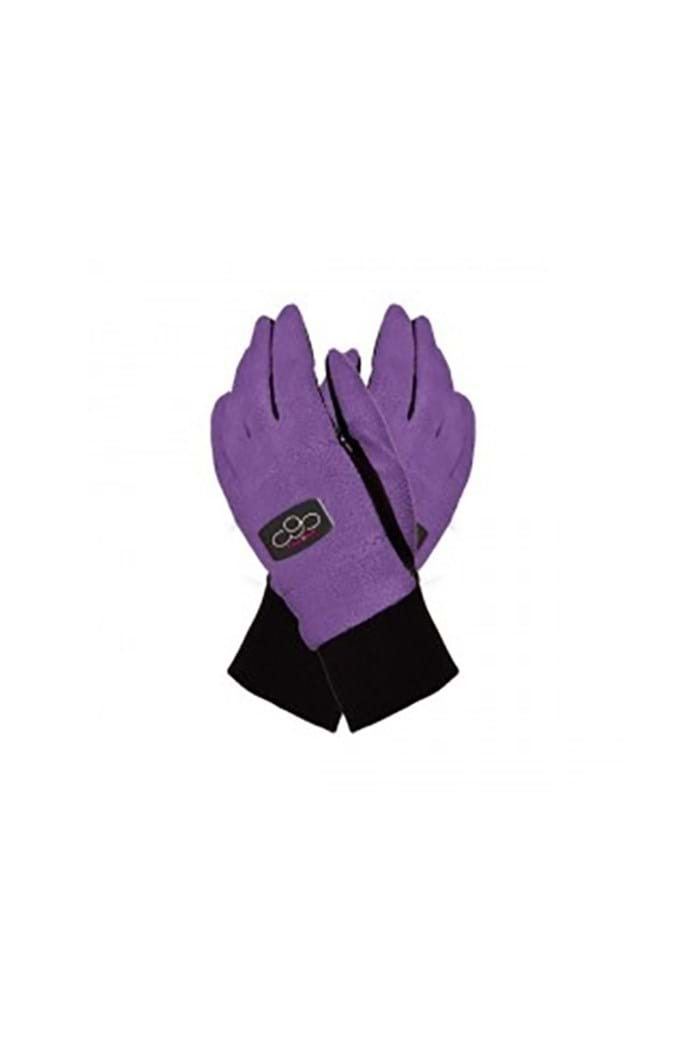 Picture of Surprizeshop Fleece Winter Gloves - Black / Purple
