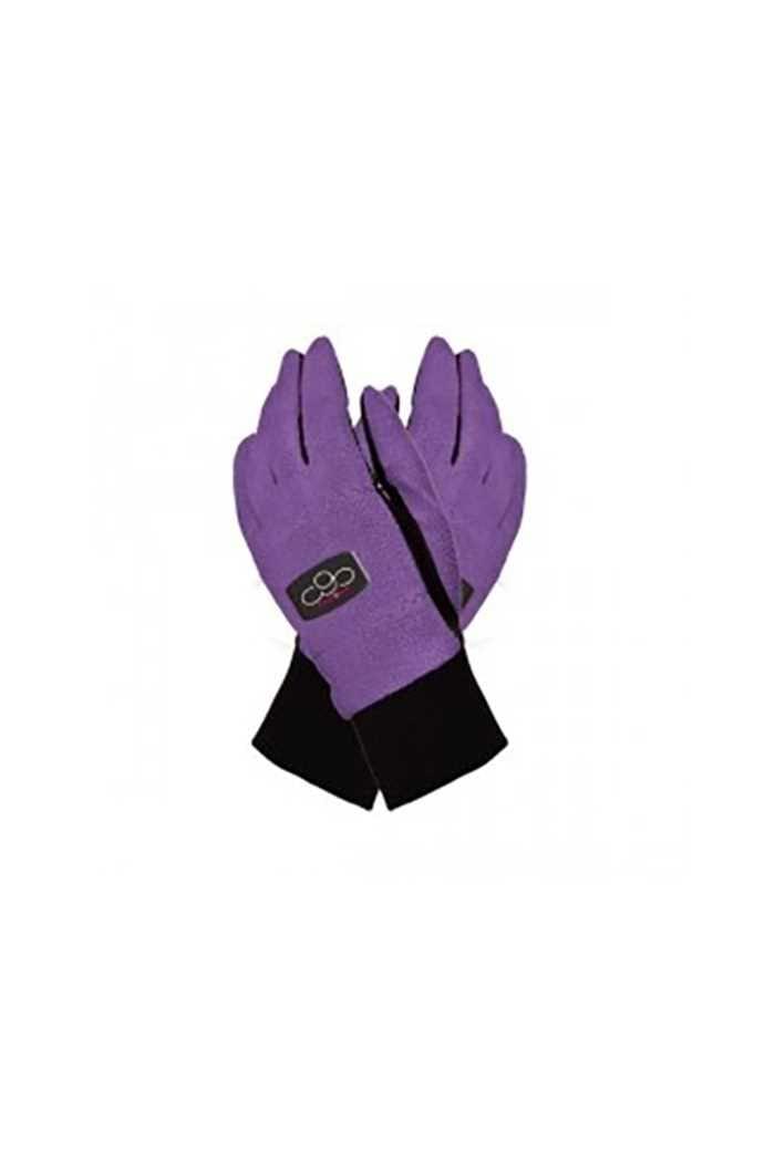 Picture of Surprizeshop Fleece Winter Gloves - Black / Purple