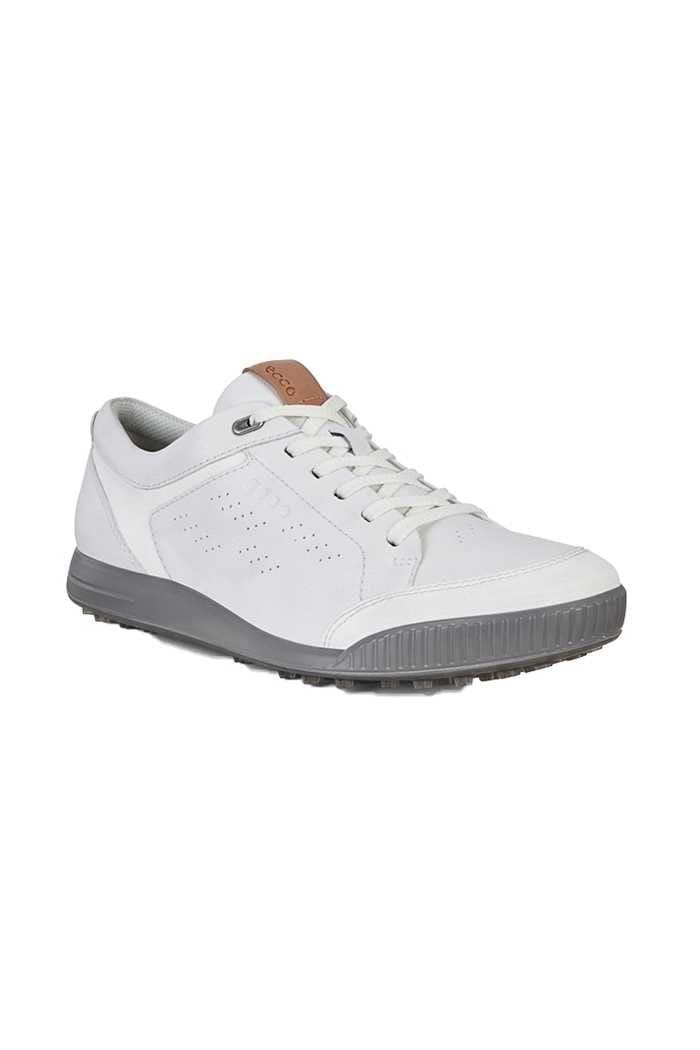 Picture of Ecco ZNS Golf Men's Street Retro golf Shoe - Bright White