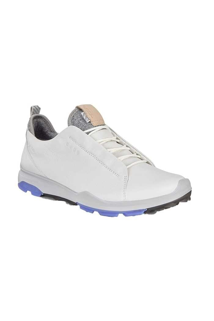 Picture of Ecco Golf ZNS Ladies Biom Hybrid 3 Goretex Golf Shoes - White Racer