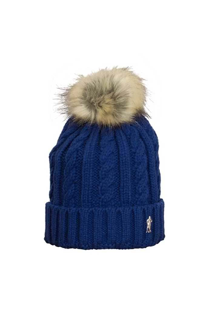 Picture of Surprizeshop ZNS Bobble Hat - Navy