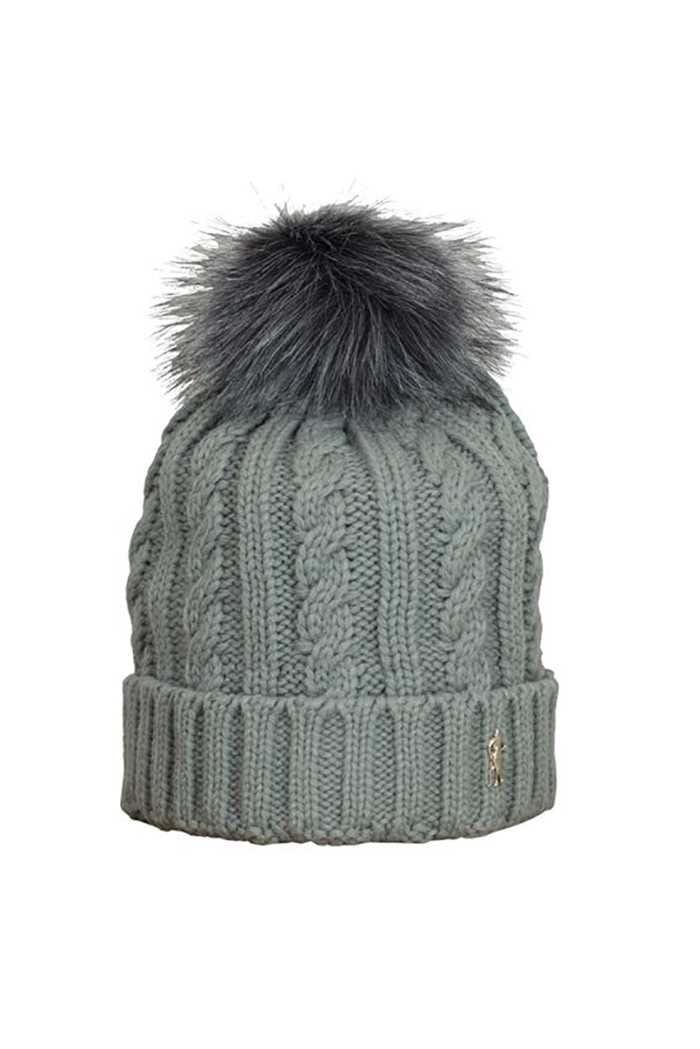 Picture of Surprizeshop Bobble Hat - Grey