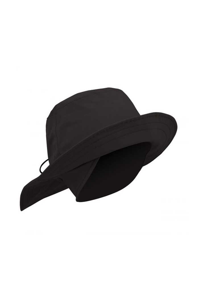 Picture of Surprizeshop Fleece Lined Rain Hat - Black