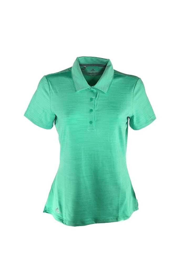 Picture of adidas Ultimate 365 Short Sleeve Polo Shirt - Hi-Res Green
