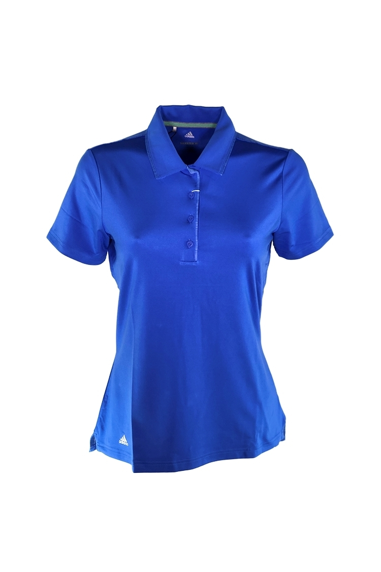 Picture of adidas zns Ultimate 365 Short Sleeve Polo Shirt - Hi Res Blue