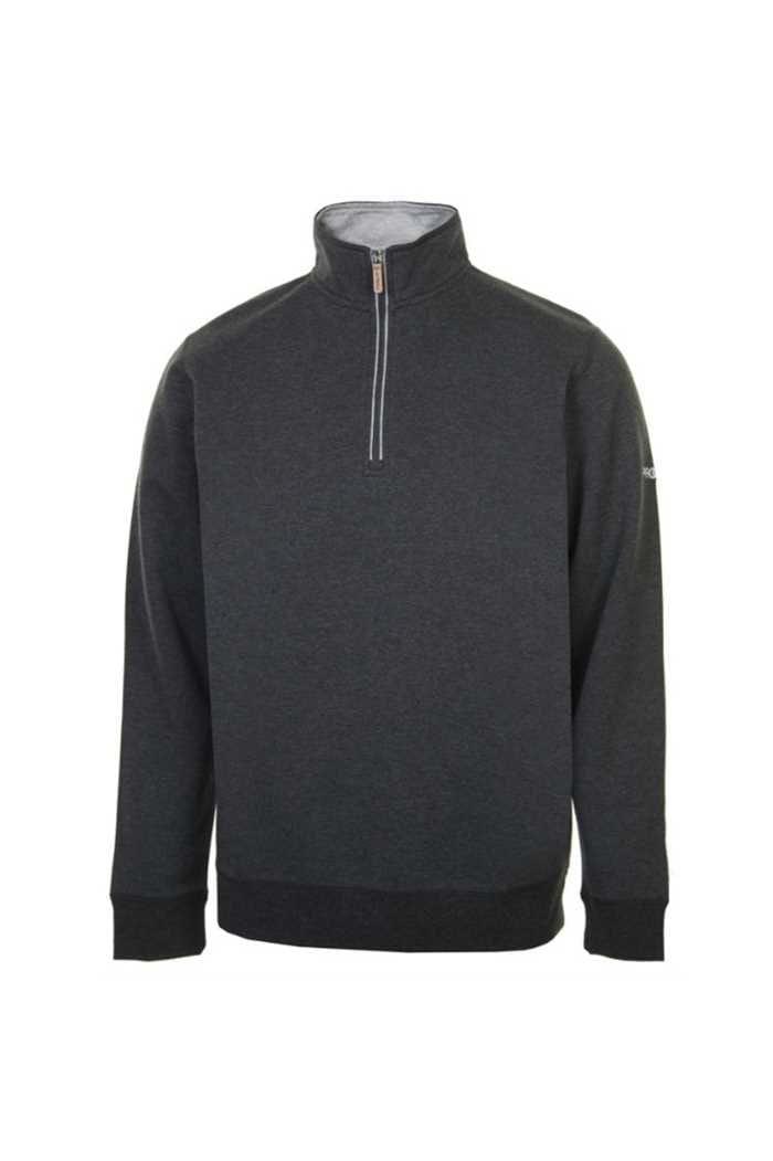 Picture of Proquip ZNS Mistral 1/4 Zip Sweater - Charcoal
