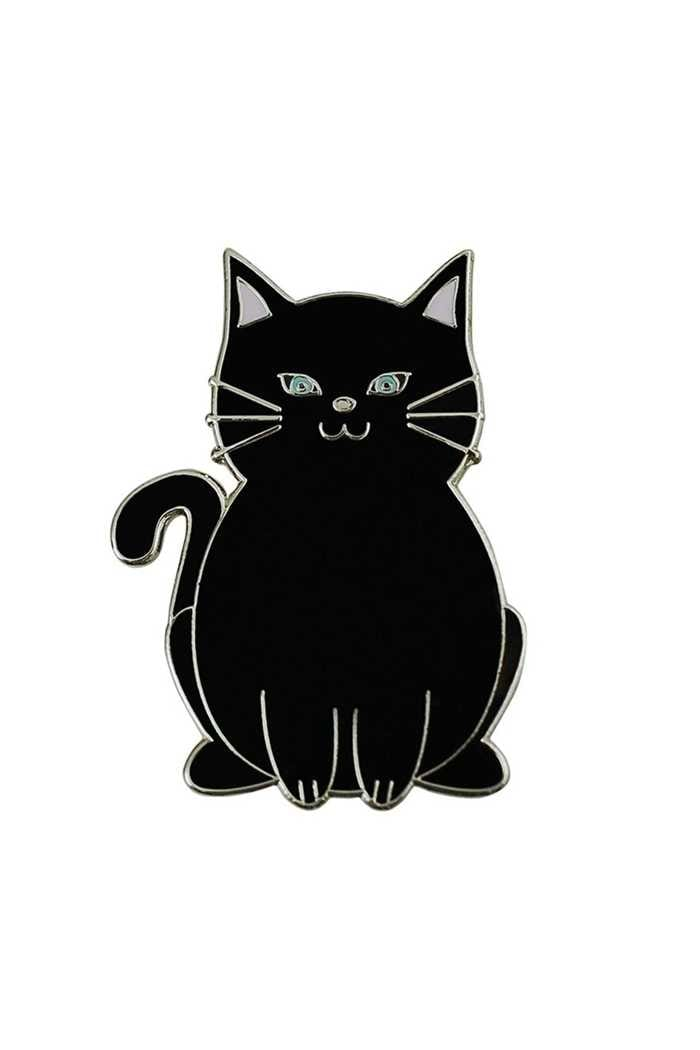 Picture of Surprizeshop Individual Ball Marker - Black Cat