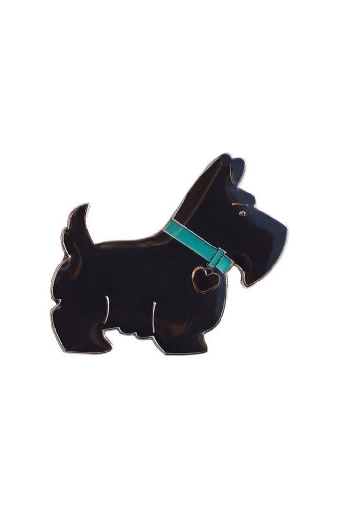 Picture of Surprizeshop Individual Ball Marker - Black Scottie Dog