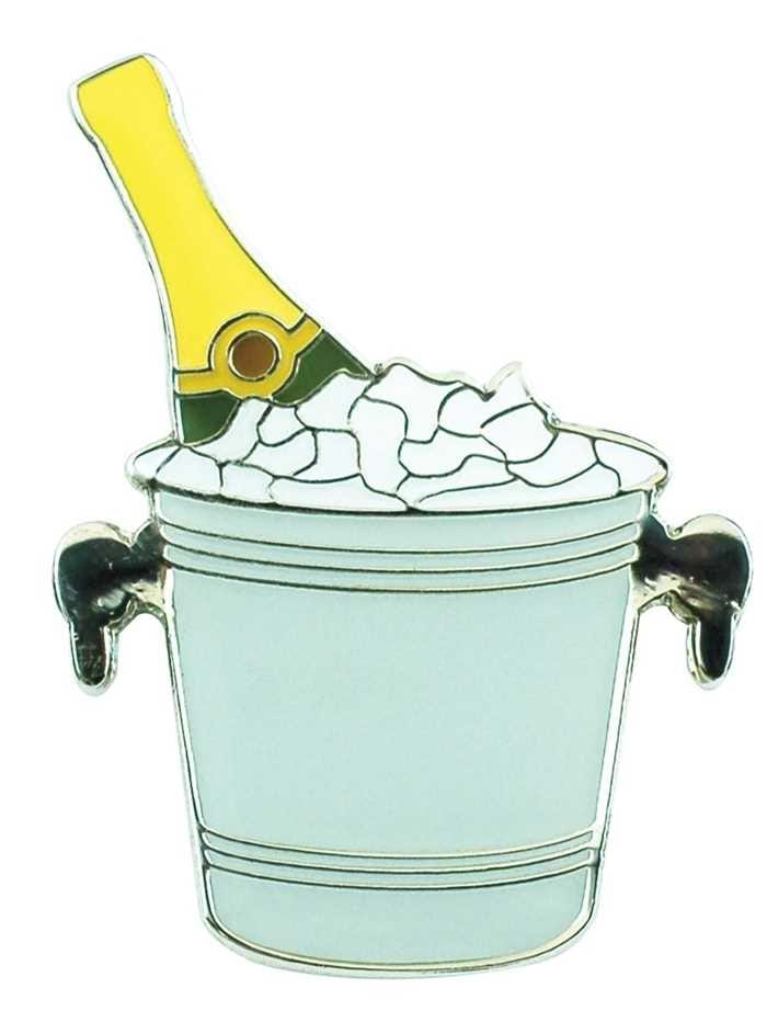 Picture of Surprizeshop Individual Ball Marker - Champagne Bucket