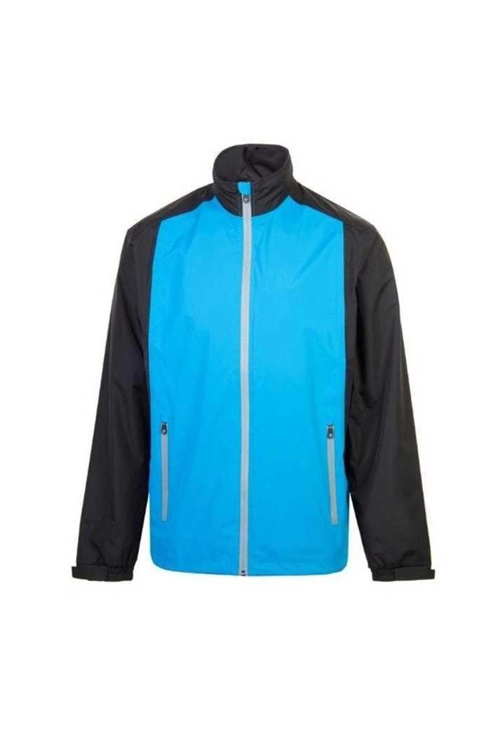 Picture of Proquip Aquastorm ZNS Par Px1 Waterproof Jacket - Blue / Black
