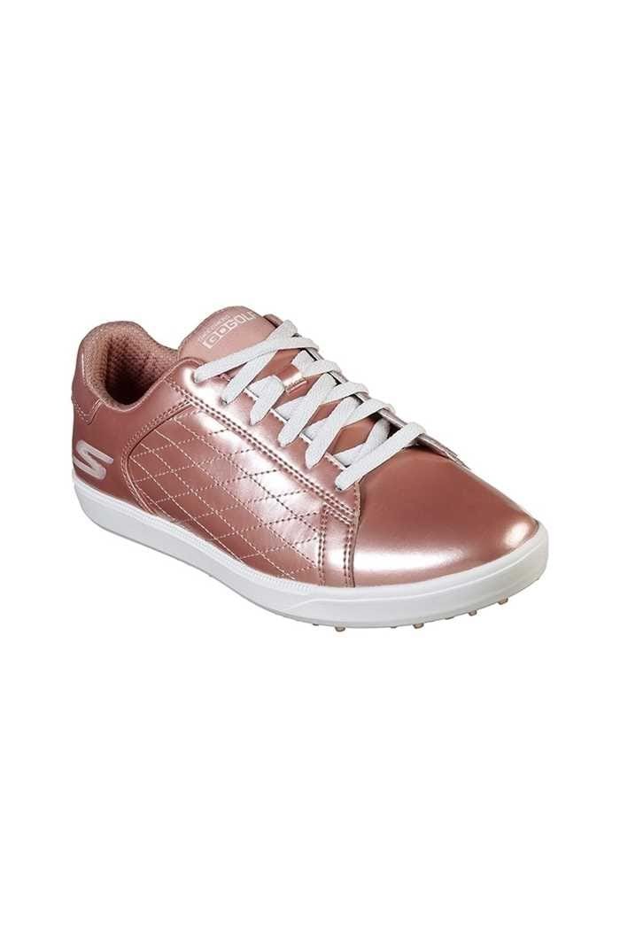 Picture of Skechers ZNS Ladies Go Golf Drive - Shine Golf Shoes - Rose Gold