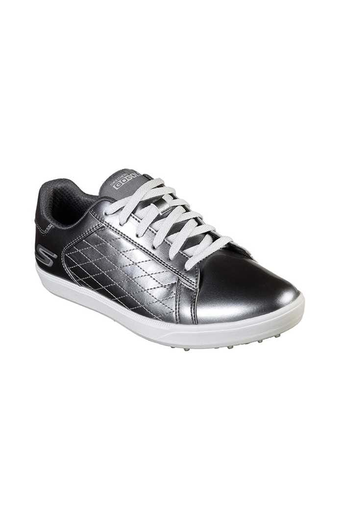 Picture of Skechers zns Ladies Go Golf Drive - Shine - Pewter