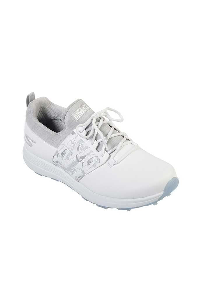 Picture of Skechers ZNS Ladies Go Golf Eagle Lag Golf Shoes - White / Grey