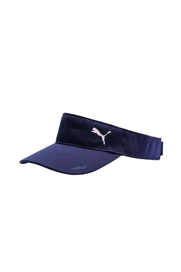 Picture of Puma Golf ZNS Women's Duocell Pro Visor - Peacoat