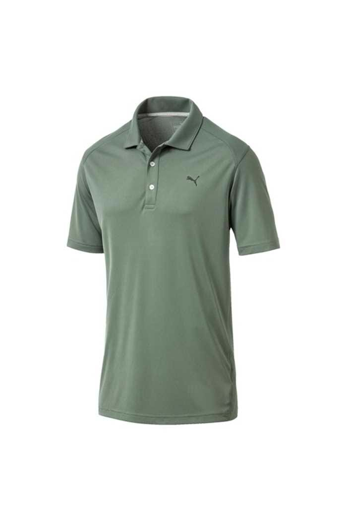 Picture of Puma zns Golf Pounce Polo Shirt  - Laurel Wreath