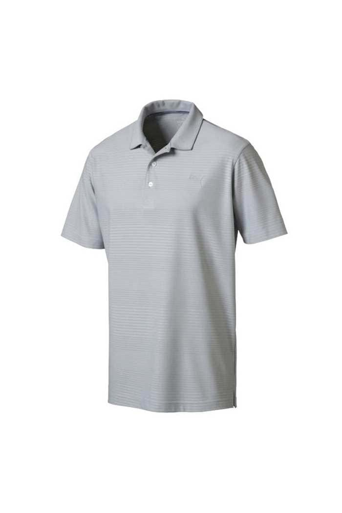 Picture of Puma ZNS Golf Pounce Aston Polo Shirt - Quarry