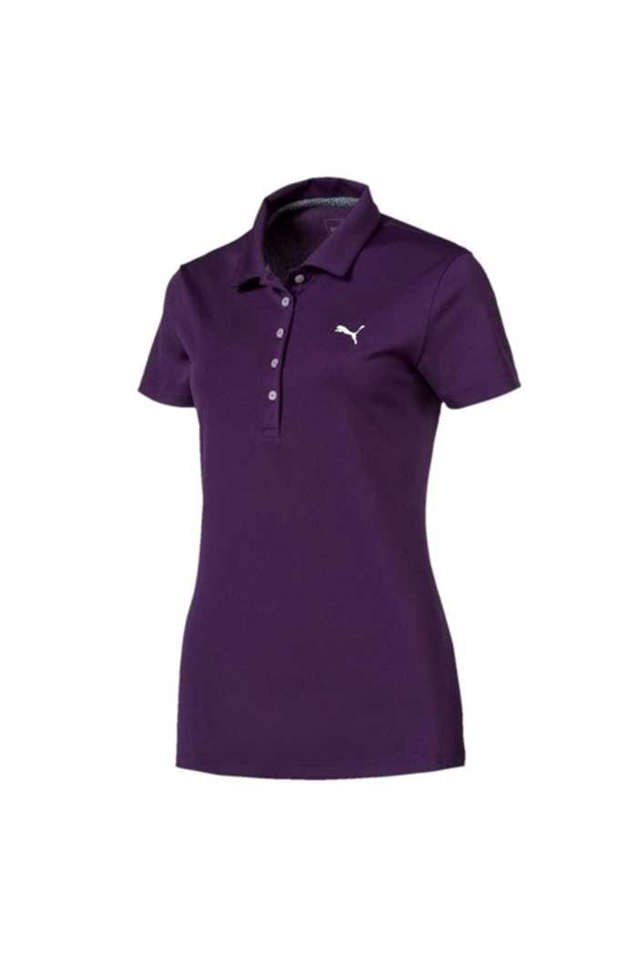 Picture of Puma Golf Women's Pounce Polo Shirt - Indigo